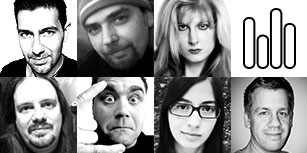 Das Team im delamar Podcast
