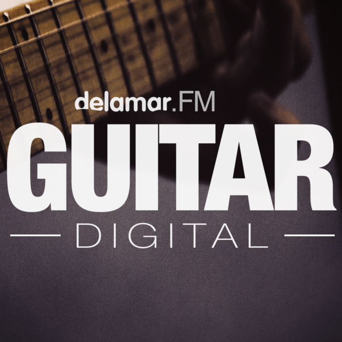 delamar Guitar Digital Logo