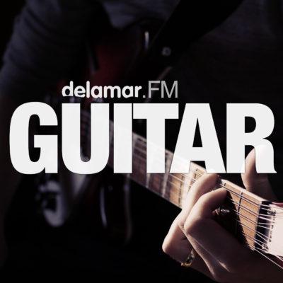 delamar Guitar Logo