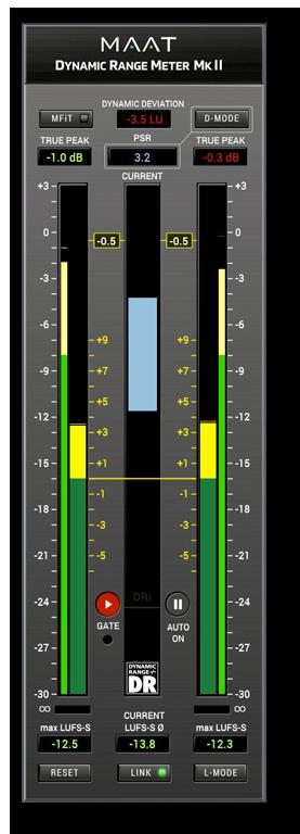 MAAT Digital DRMeter MkII