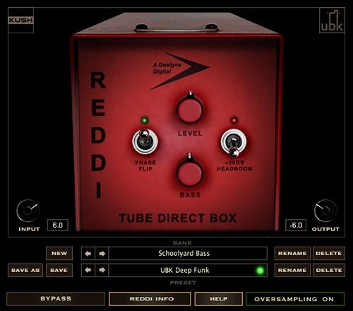 Kush REDDI Test - DC012